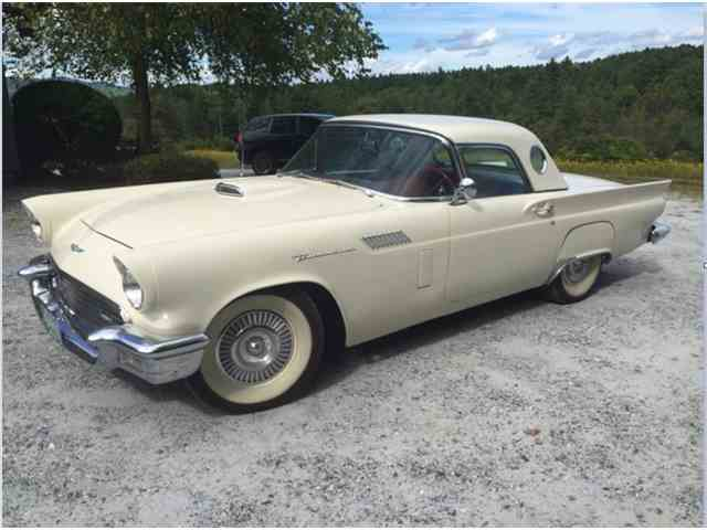 1957 Ford Thunderbird | 1001789