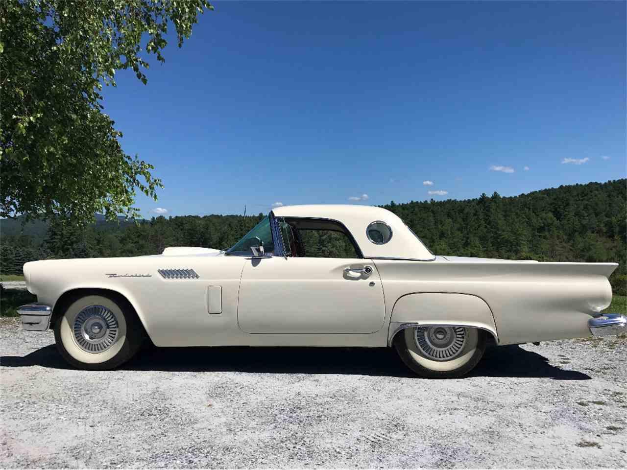 1957 Ford Thunderbird for Sale - CC-1001789