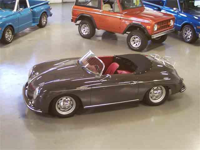 1957 Porsche 356 | 1001790