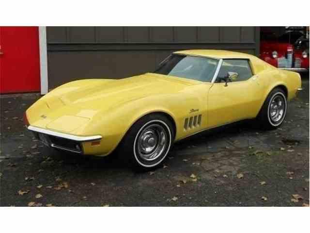 1969 Chevrolet Corvette | 1001798