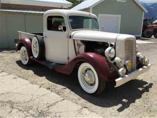1935 Ford 2-Dr Coupe | 1001799