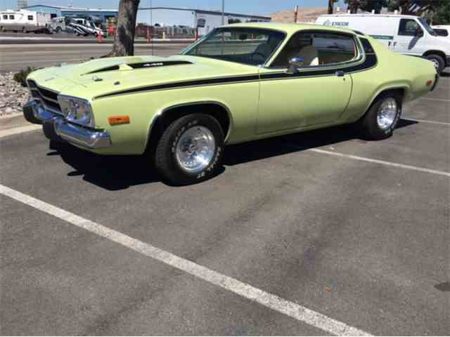 1973 Plymouth Satellite Sebring Plus | 1001800