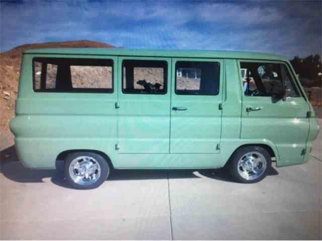 1965 Dodge A100 | 1001801