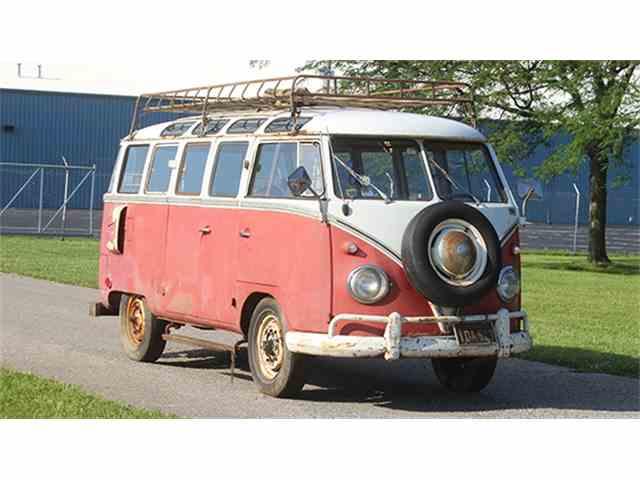 1959 Volkswagen 23-Window Microbus | 1001803