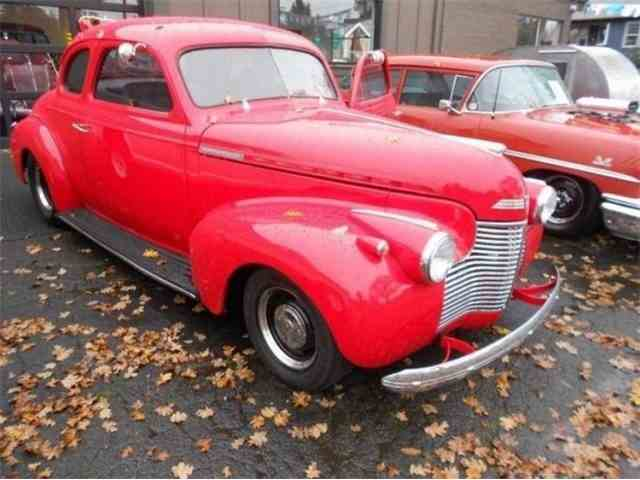 1940 Chevrolet Coupe | 1001804