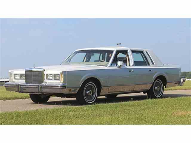 1984 Lincoln Town Car | 1001805