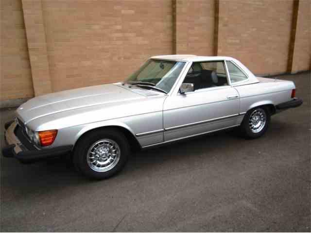 1980 Mercedes-Benz 450SL | 1001807