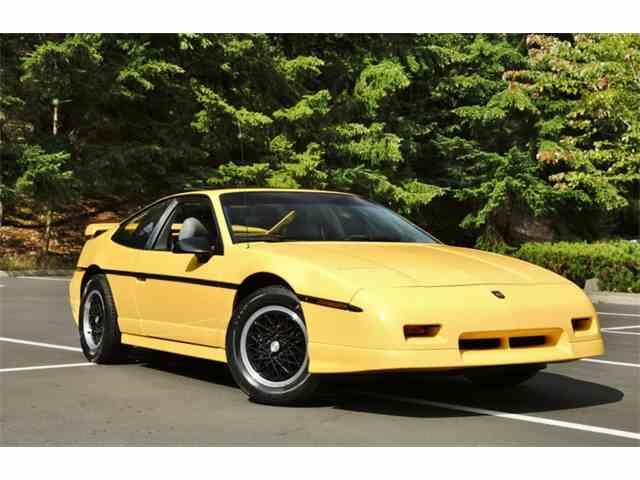 1988 Pontiac Fiero | 1001808