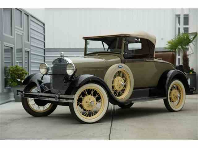 1928 Ford Model A | 1001813