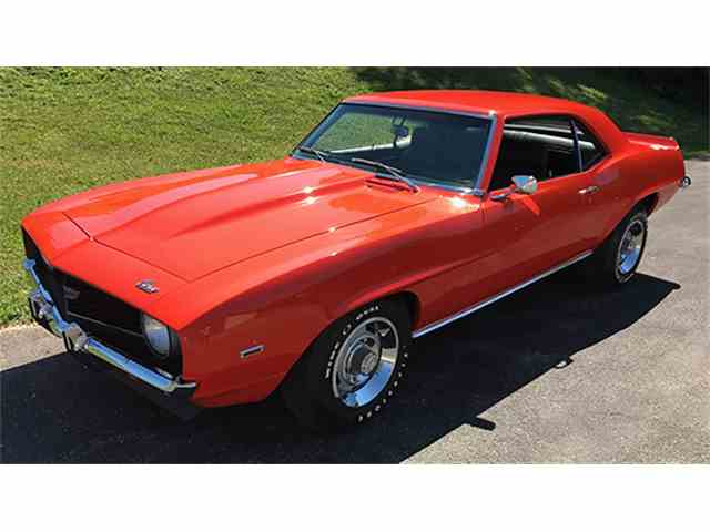 1969 Chevrolet Camaro COPO Recreation | 1001815