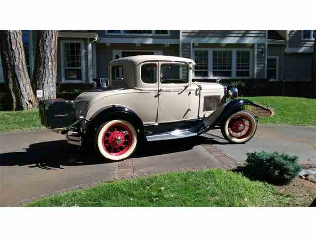 1930 Ford Model A | 1001820