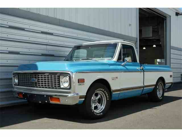 1972 Chevrolet Cheyenne | 1001821