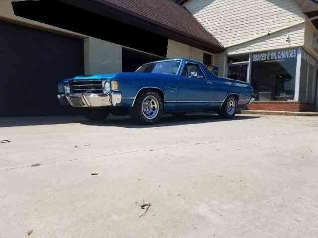 1972 Chevrolet El Camino | 1001827