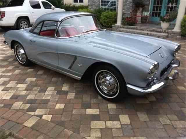 1962 Chevrolet Corvette | 1001831