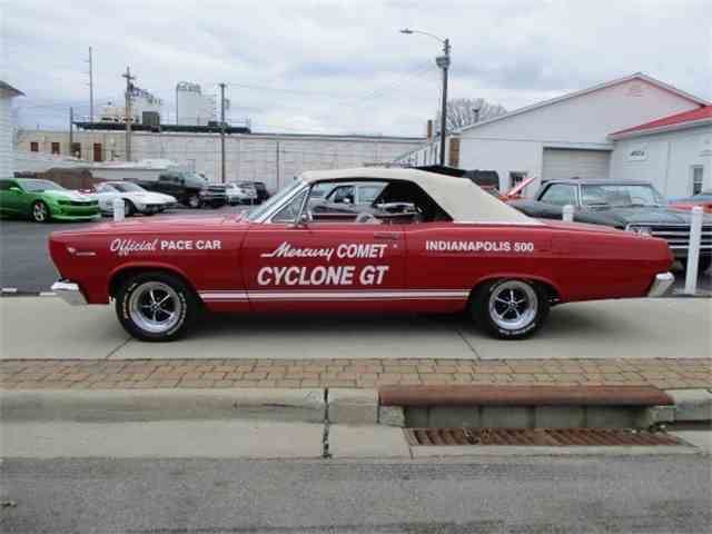 1966 Mercury Cyclone GT Indy Pace Car | 1001834