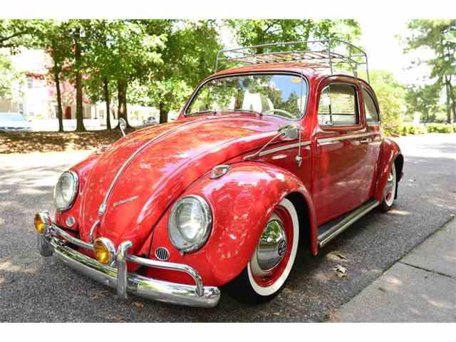 1960 Volkswagen Beetle | 1001837