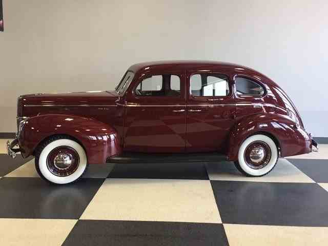 1940 Ford Deluxe | 1001839