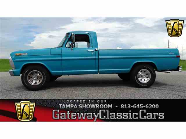 1971 Ford F100 | 1001847