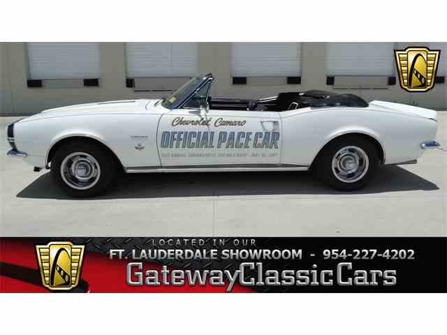 1967 Chevrolet Camaro | 1001849
