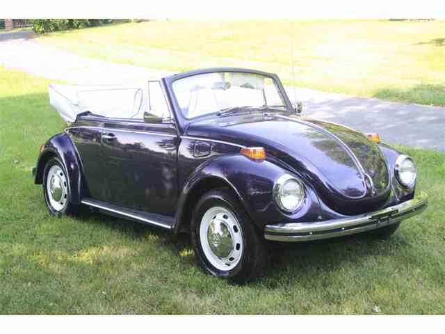 1971 Volkswagen Super Beetle | 1000185