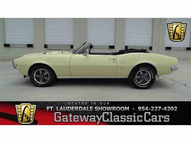 1967 Pontiac Firebird | 1001850