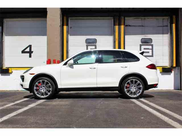 2012 Porsche Cayenne | 1001852