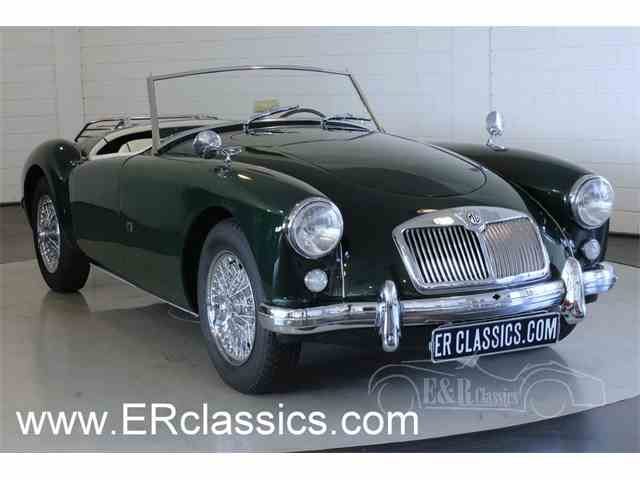 1959 MG MGA | 1001855
