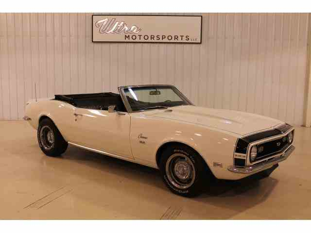 1968 Chevrolet Camaro | 1001862