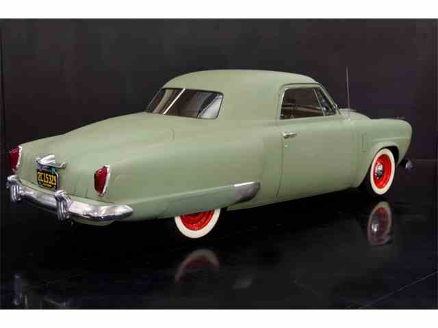 1951 Studebaker Business Coupe | 1001863