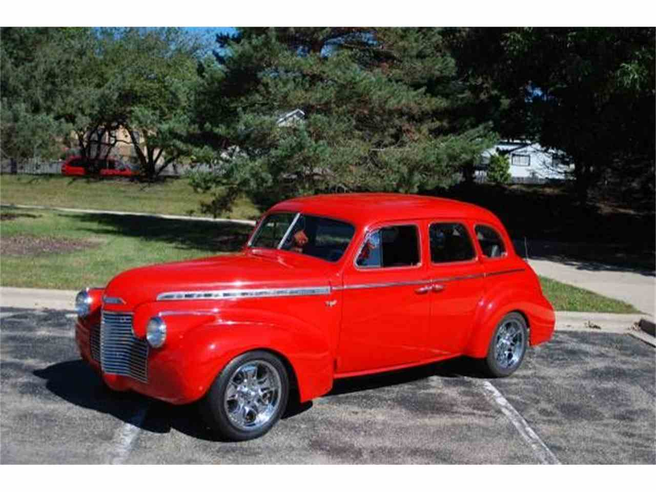 1940 Chevrolet Special Deluxe for Sale - CC-1001867