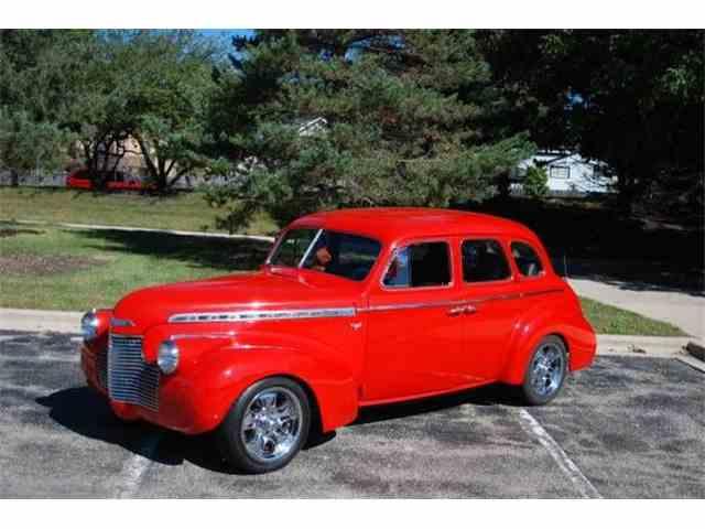 1940 Chevrolet Special Deluxe | 1001867
