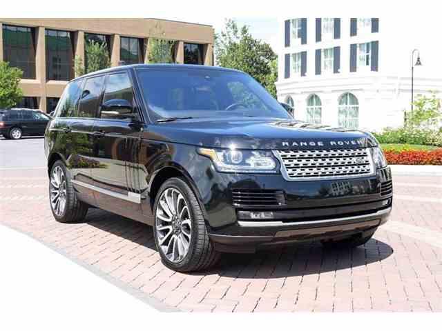 2016 Land Rover Range Rover | 1001868