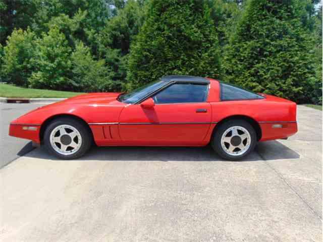 1984 Chevrolet Corvette | 1000187
