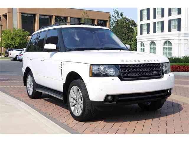 2012 Land Rover Range Rover | 1001871