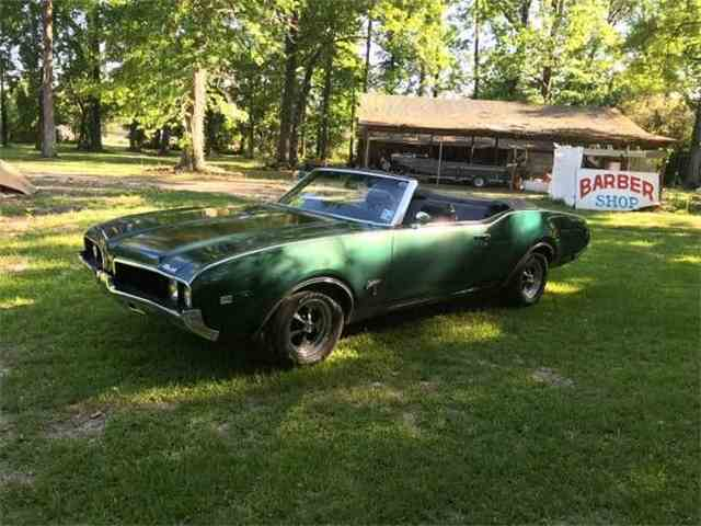 1969 Oldsmobile Cutlass | 1001874