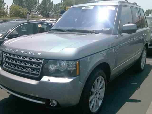 2012 Land Rover Range Rover | 1001880