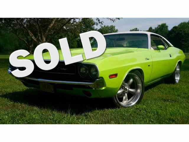 1970 Dodge Challenger | 1001881