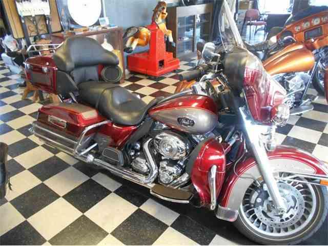 2009 Harley-Davidson Electra Glide | 1001884