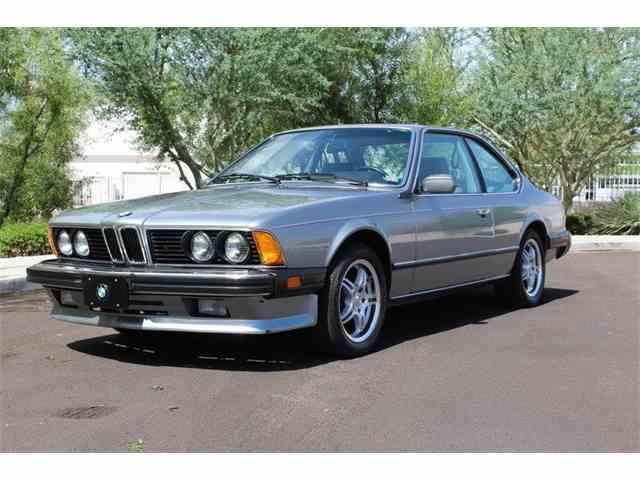 1987 BMW 6 Series | 1001885