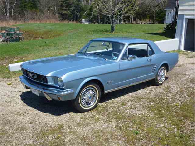 1966 Ford Mustang | 1001887