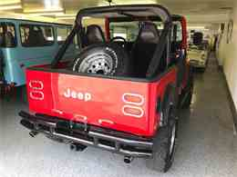 1986 Jeep CJ7 for Sale - CC-1001892
