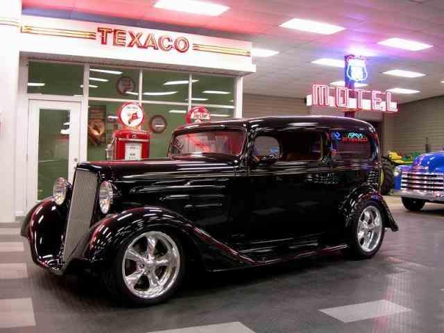 1935 Chevrolet Deluxe | 1001893