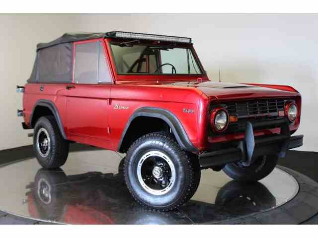 1968 Ford Bronco | 1001895