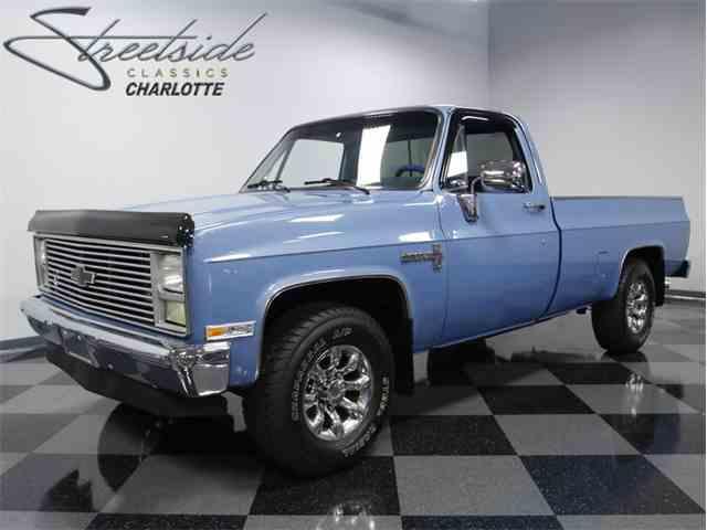 1987 Chevrolet Silverado Custom Deluxe 3/4 Ton | 1001908