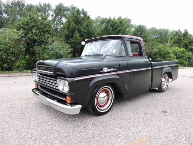 1958 Ford F100 | 1001910