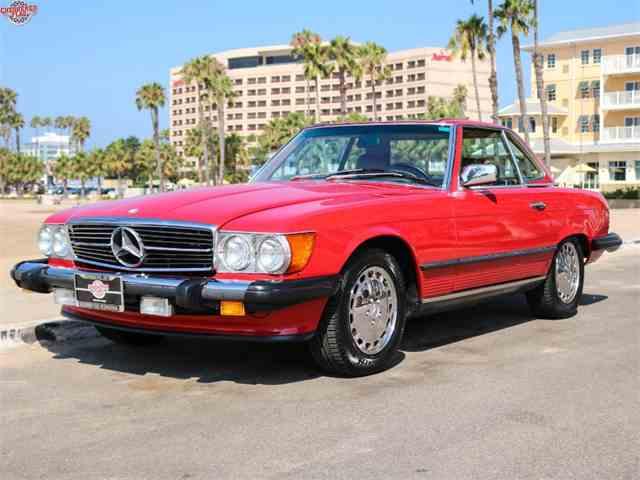 1989 Mercedes-Benz 560 | 1001911