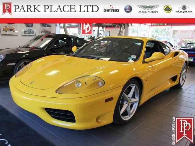 2000 Ferrari 360 | 1001917