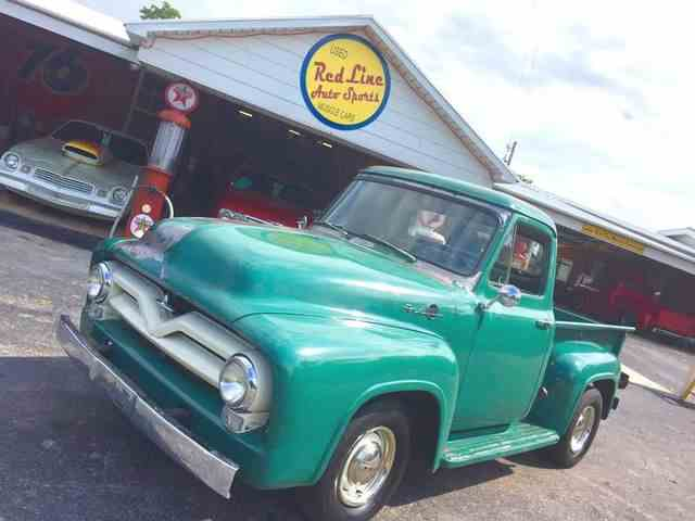 1955 Ford F100 | 1001919
