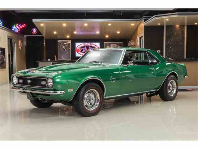 1968 Chevrolet Camaro | 1001921