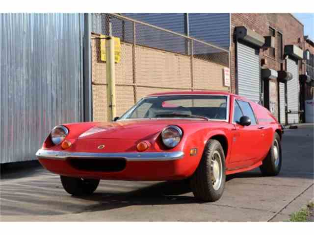 1971 Lotus Europa S2 Coupe | 1001929